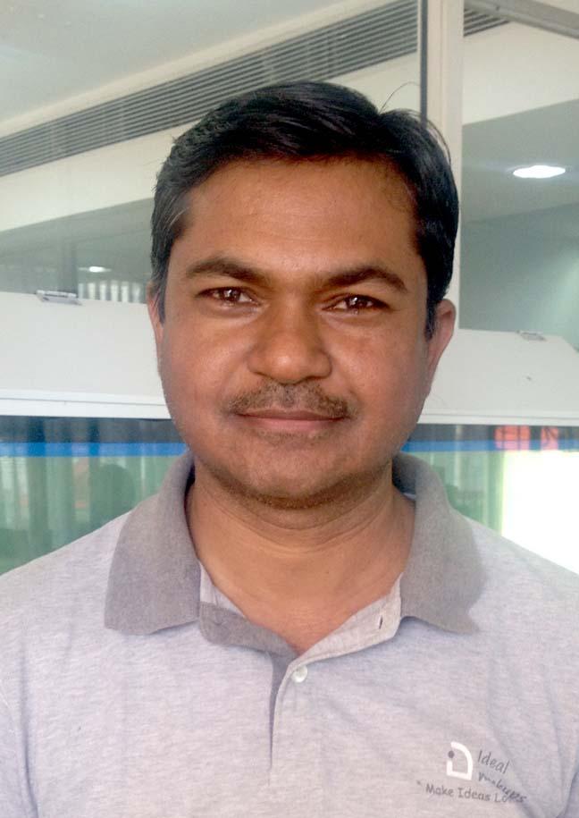 Yogesh Suryawanshi